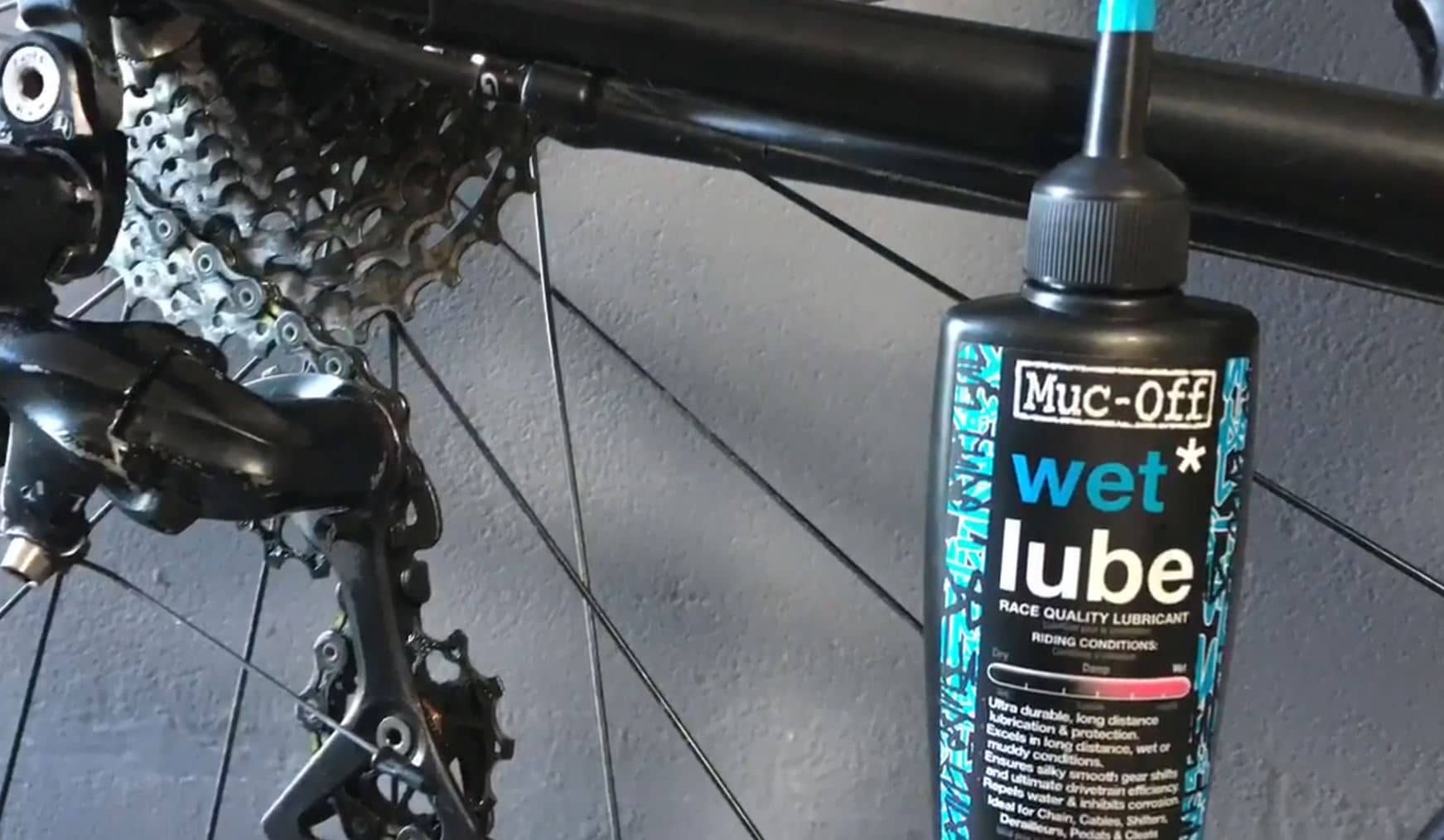 Best Bike Lube for Winter