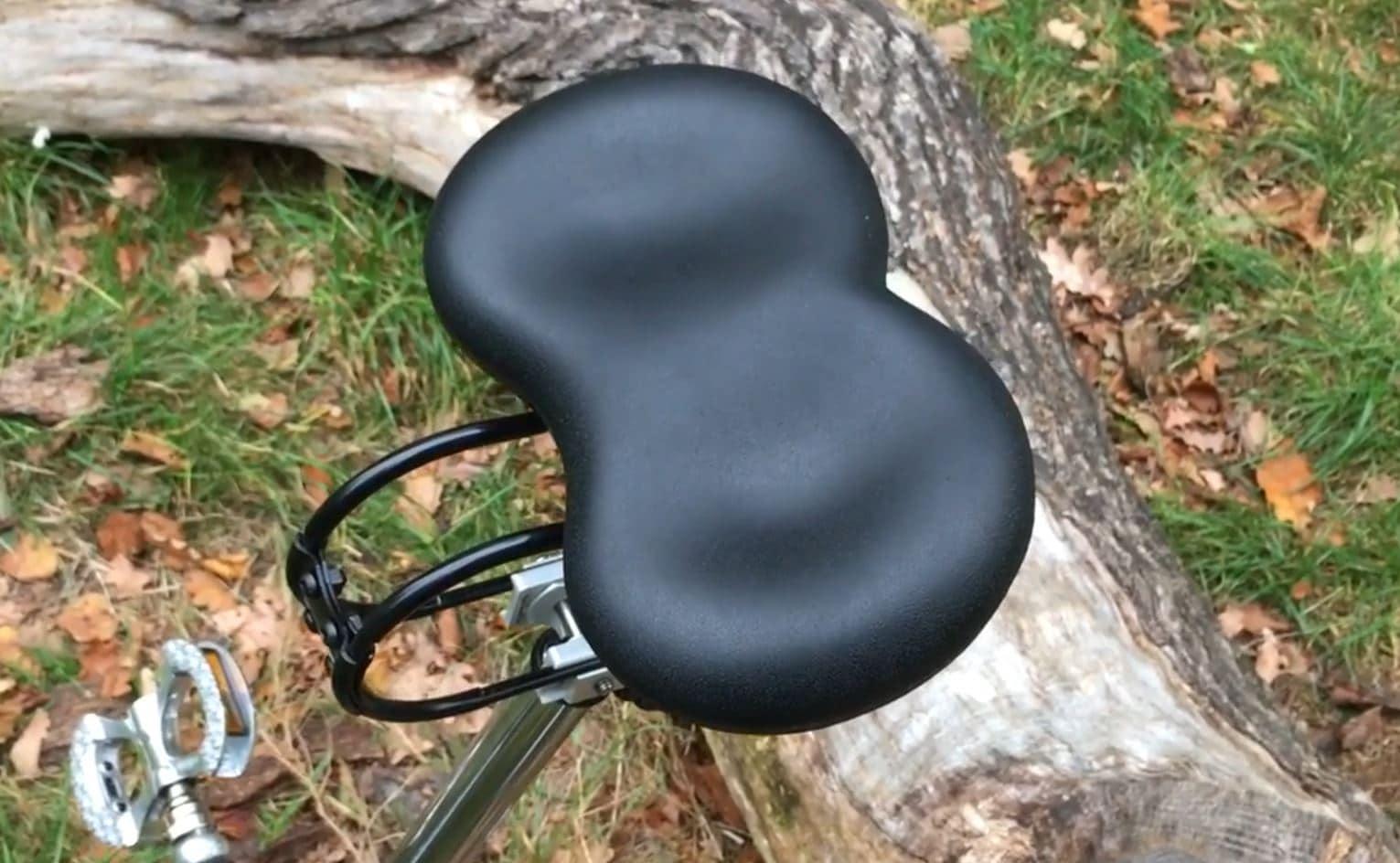 noseless bike seat