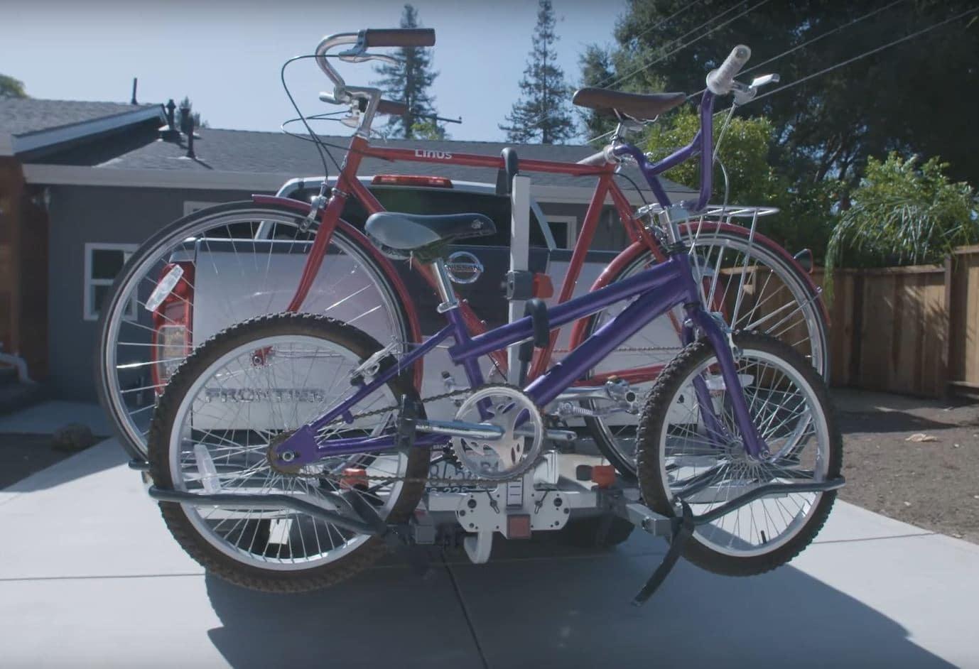 Best Bell Bike Rack Reviews – Bell Cantilever | Right Up | Hitchbiker Racks