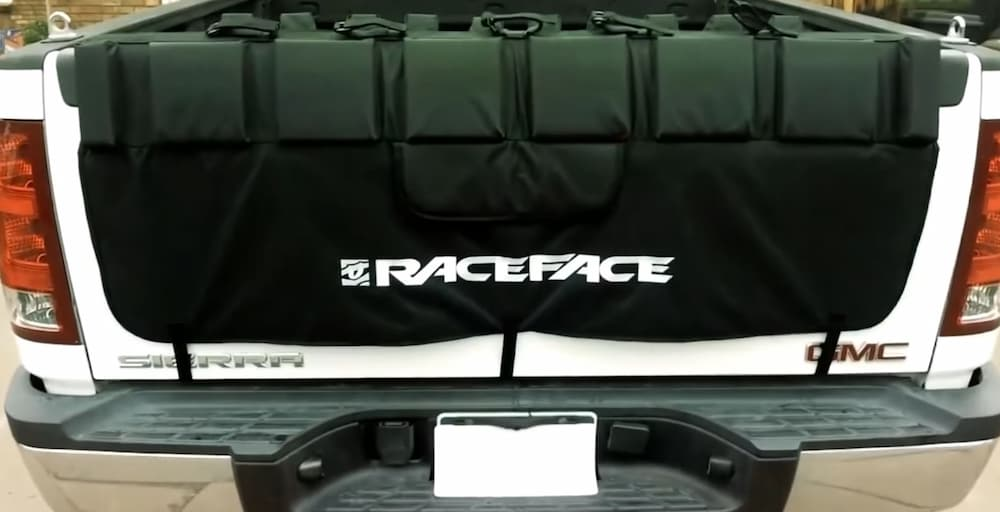 raceface tailgate bike pad