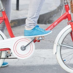 How To Keep Shoelaces Out Of Bike Chain