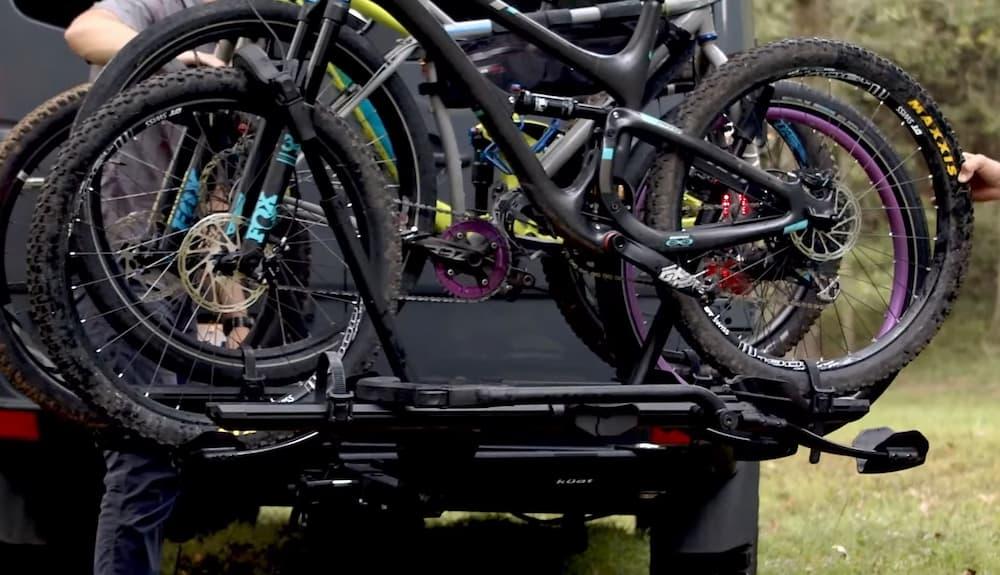 Hitch Bike Rack Accessories