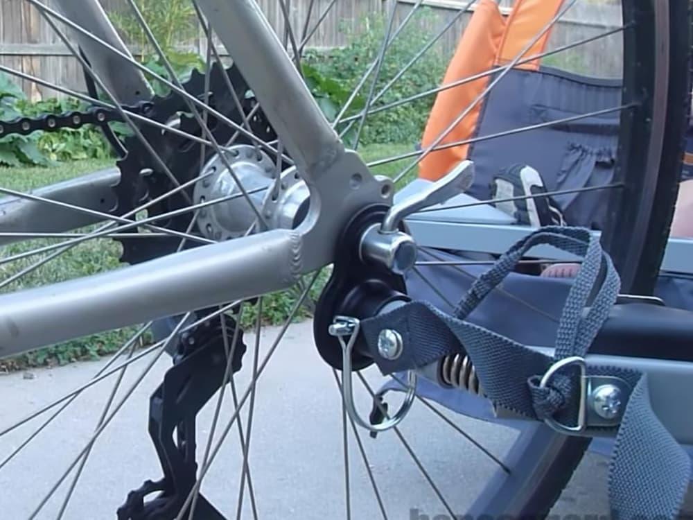 How To Attach Bike Trailer