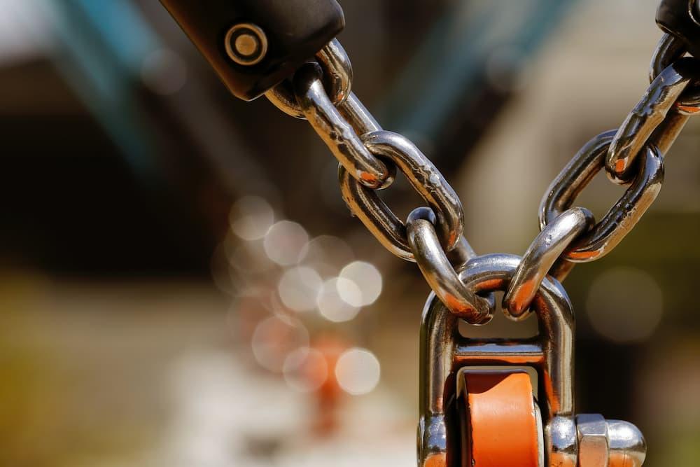 How To Lock Bike On Car Bike Rack