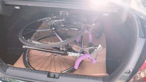 How To Fit Two Bikes In A Car