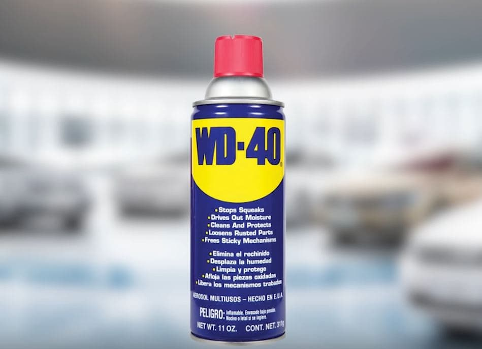 Can You Use WD40 On Bike Brakes