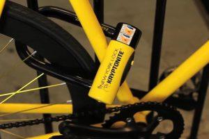 How To Carry U Lock On Bike
