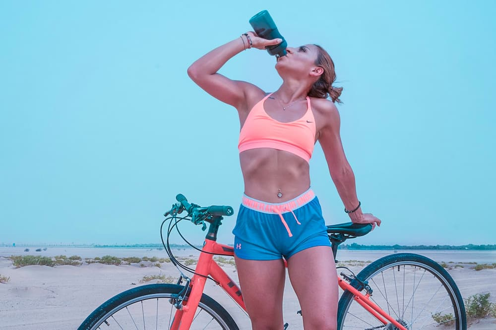 How To Carry Water On A Bike