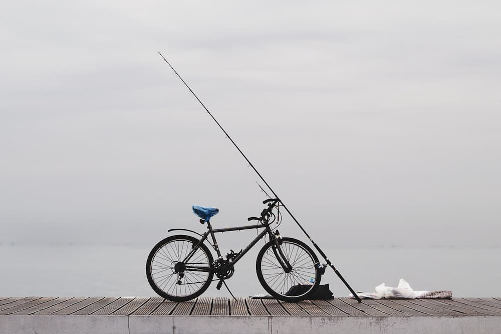 How To Carry Fishing Gear On A Bike?