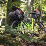 How To Carry Camping Gear On a Bike?