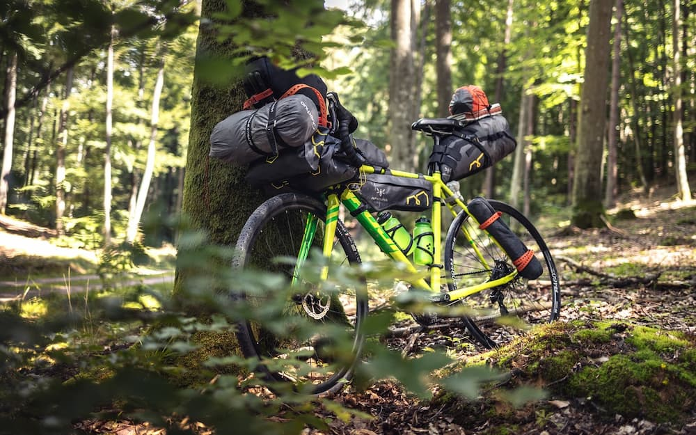 Read more about the article How To Carry Camping Gear On a Bike?