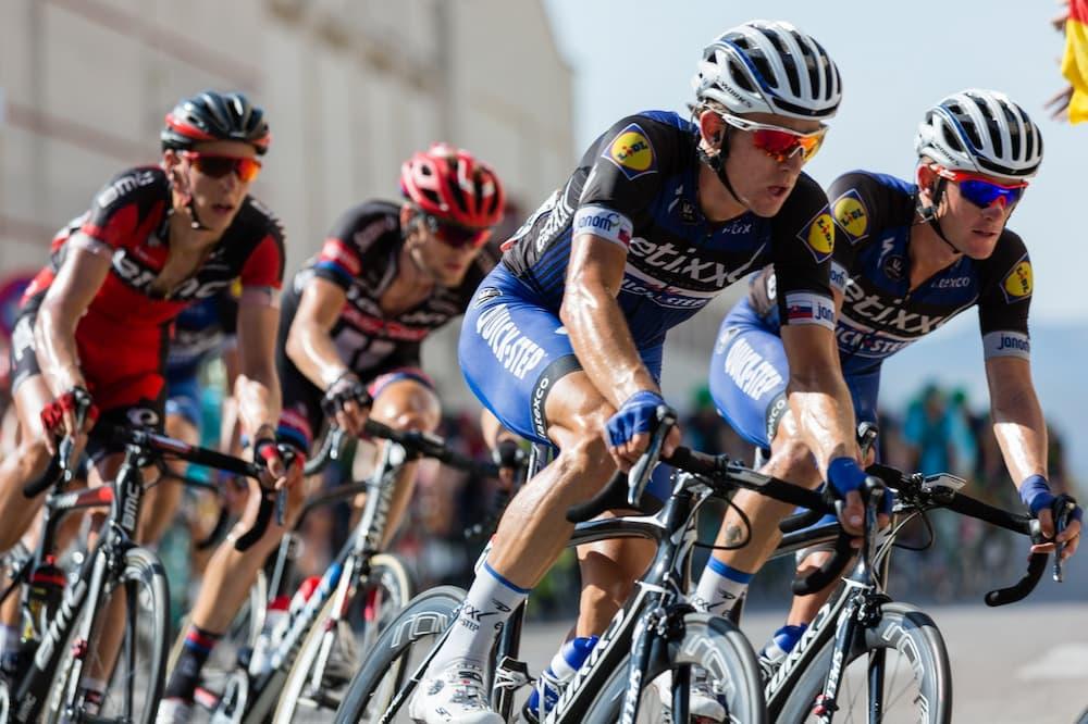 Why Do Cyclists Wear Lycra?